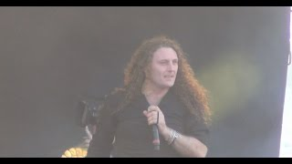 Angra - Angels Cry (extrait) + Nothing to Say - Live Hellfest 2014