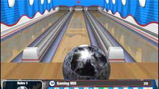 Gutterball 2 review skittles bowling game on the PC!!!