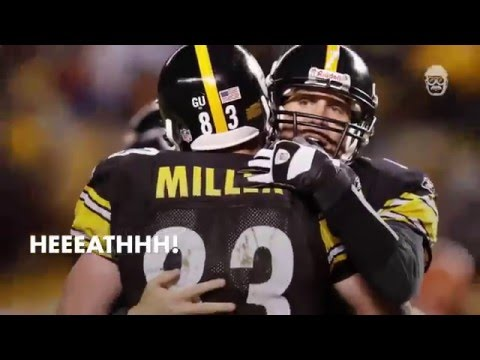 A look back at the career of Heath Miller