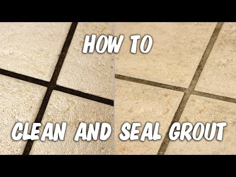 Kitchen Grout Cleaning And Sealing Mp3