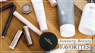 January Beauty Favorites