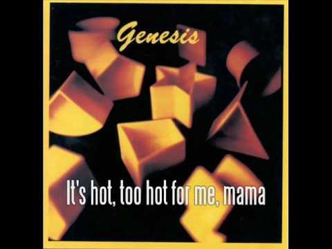 Genesis - Mama (album version with lyrics)