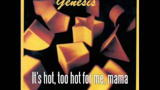 Genesis   Mama (album Version With Lyrics)