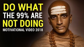 Dandapani - Do What the 99% are NOT doing!