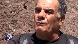 Il cammino dei minatori Santa Barbara in Sardegna a La via di Damasco