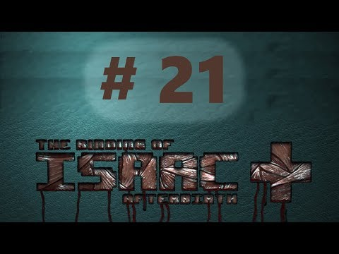Český Let'sPlay The Binding of Isaac: Afterbirth + #21