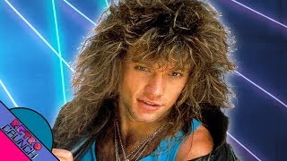 BIG 80s Hair In 90 Seconds