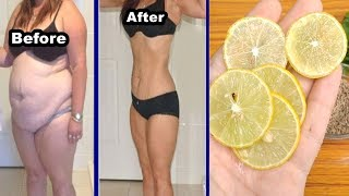 How To Lose Belly Fat In Just 15  Days Get A Flat Belly At Home !! No Strict Diet - No Workout