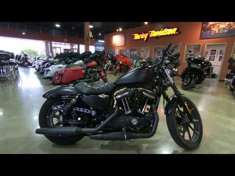 2019 Harley-Davidson Sportster Iron 883 XL 883N