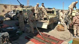 معركة طرابلس تستعر والضحايا في ارتفاع