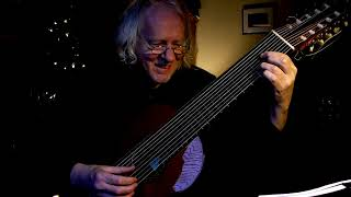 10-string guitar in Theorbo Tuning - Kapsberger - Rob MacKillop