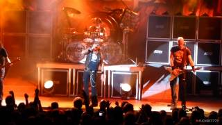 ACCEPT - Huxleys, 19.04.12 - Bucket full of hate (HD)