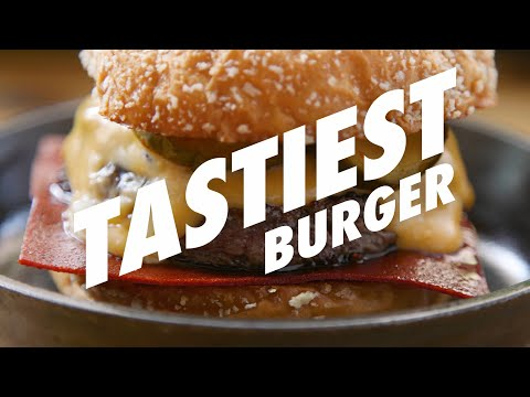 The Tastiest Burger I've Ever Eaten