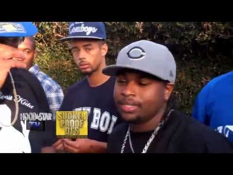 HoodStarMagazine Behind The SceneFootage  Qc Ft Lil Eazy E// SpadoTheGreat// Put In My Pocket