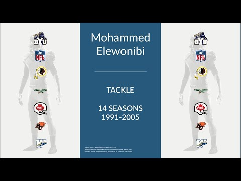 Mohammed Elewonibi: Football Tackle