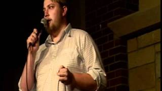 preview picture of video 'AVW Presents: Zac Coleman - Athens Open Mic, 10/22/2011'