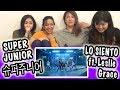 [KPOP REACTION] SUPER JUNIOR 슈퍼주니어 -- LO SIENTO (feat. LESLIE GRACE)