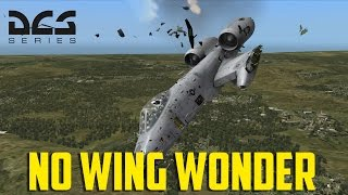 DCS World - No Wing Wonder