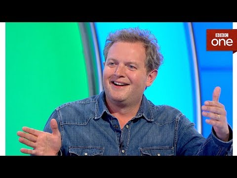 Miles Jupp a zážitek s hrochem - Would I Lie to You?