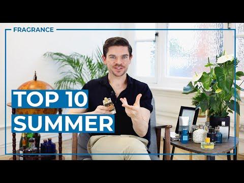 Top 10 Summer Fragrances For Men | 2019