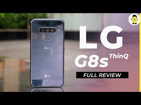 External Review Video 3LJCe2ZvL9E for LG G8S ThinQ Smartphone