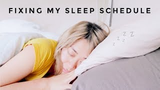 Get Your Life Together Challenge: Sleep Schedule 😴