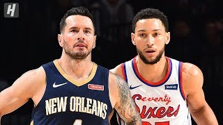 New Orleans Pelicans vs Philadelphia 76ers - Full  Highlights | Dec 13, 2019 | 2019-20 NBA Season