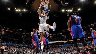 Aaron Gordon 32 Points Highlights vs Pistons! | April 12, 2017 | NBA Regular Season