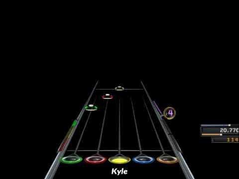 Rude Buster (Deltarune Battle) - Toby Fox (Clone Hero Chart