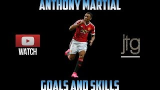 Anthony Martial ●Golden Boy● Goals and Skills HD 2016