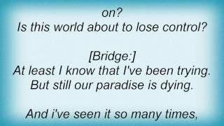 Insania - Tears Of The Nature Lyrics
