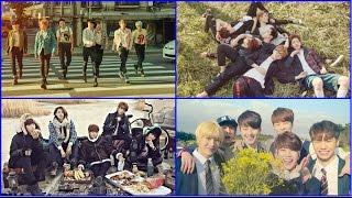 MY TOP 50 K-POP BOY GROUPS (2016)