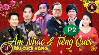 Liveshow Âm Nhạc & Tiếng Cười - Phần 2 | Hoài Linh, Ngọc Sơn, Vượng Râu, Hồ Quang 8
