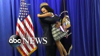 'Little Miss Flint' Says Hugging President Obama Was 'Amazing'