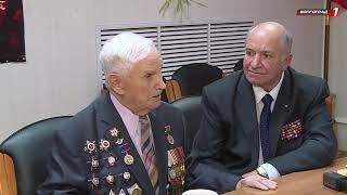 Ветерану ВОВ Михаилу Терещенко исполнилось 96 лет