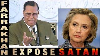 Farrakhan au sujet d\'Hilary Clinton