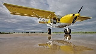 Flying on a hot day: STOL CH 750 flight with the Jabiru 3300 engine