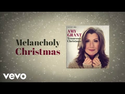 Melancholy Christmas Lyric Video
