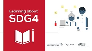 Thumbnail for Learning about SDG 4