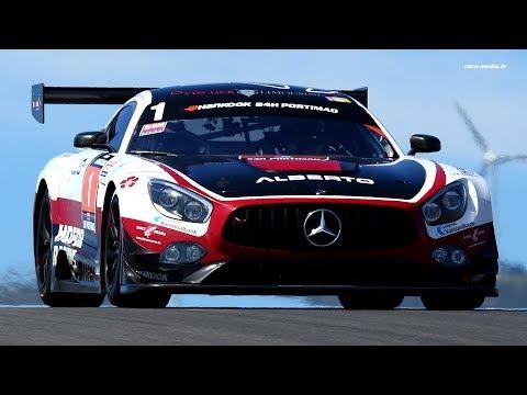 race-media.tv Onboard Classix: Hofor Racing Mercedes-AMG GT3 24H Portimao 2018