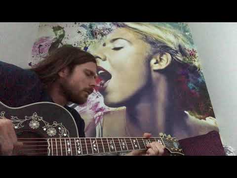 Lukas Nelson - You're A Big Girl Now (Bob Dylan Cover)