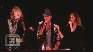 Taylor Swift, Tim McGraw, Faith Hill Sing 'Tim McGraw'