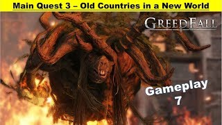 Greedfall - Old Countries in a New World - Meet Both Governors