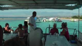 preview picture of video 'Fish picnic, Novalja, Pag, Hrvatska'