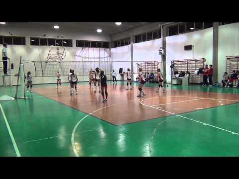 Preview video III Div. Femminile - 10a Giornata 06-02-2015 - Curno2010Volley VS Lemen Volley