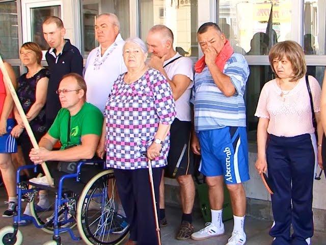 Декада инвалидов: теперь и в июле