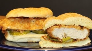 Chick-Fil-A Chicken Sandwich Recipe with Michael's Home Cooking