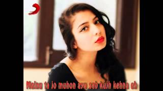 Jasmine Sandlas - Pyar Sajna Lyrics Video - YouTube