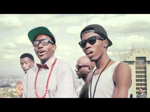 Cr3w Teflon - Kilimani's Barz (Net Video)HD