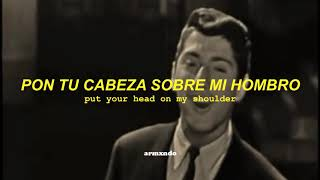 Paul Anka — Put Your Head On My Shoulder [Letra + video]